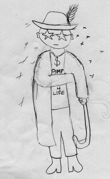 PINKY PIMP